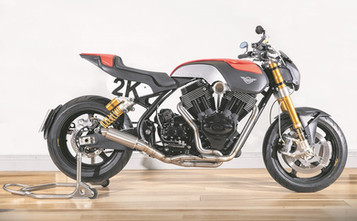 Moto Corsa 2K: Stort er bra – digert er bedre?