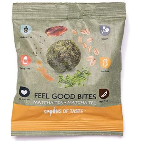 Feel Good Bites-MATCHA