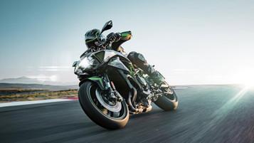 Kawasaki maner til gatekamp med heftige Z H2