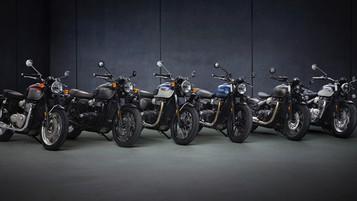 Triumph oppgraderer Bonneville-serien