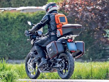 Nytt spionfoto av kommende KTM 390 Adventure