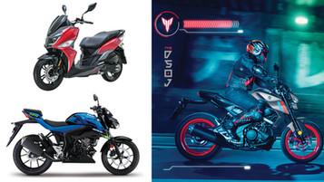 Lettvekter-salget øker med 30,4 % – mopedsalget ned -4,9 %
