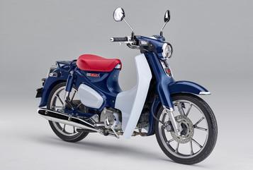 Ny Honda Super Cub 125