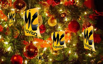 God jul fra MC-avisa