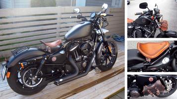 MC-en i mitt hjerte – Harley-Davidson 883 Iron