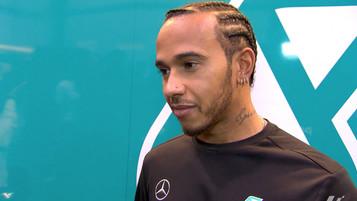 Formula One-fører Lewis Hamilton skal teste MotoGP-sykkel