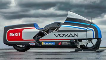Voxan Motors skal forsøke å sette 12 nye verdensrekorder for elektriske motorsykler