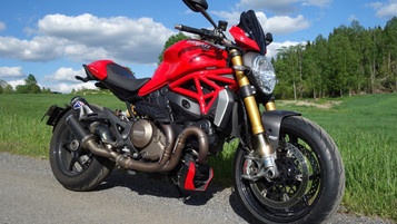 Brukttest: Ducati Monster 1200 S