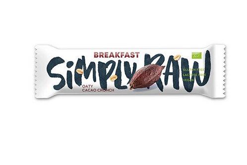 imply Raw Breakfast Oaty Cacao Crunch Riegel 40g