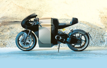 Sarolea Manx7 Limited – færrest kilo for pengene