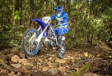 Ny Yamaha WR450F
