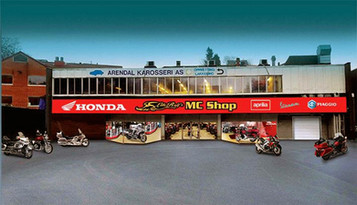 Ny Kawasakiforhandler i Aust-Agder