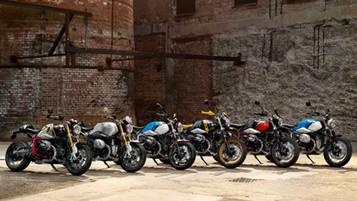 BMW modifiserer R nineT-modellene for å møte Euro 5-kravene