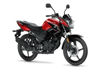 Ny Yamaha YS125