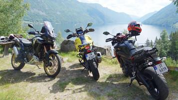 Økt presseservice fra motorsykkelbransjen og interesseorganisasjonene som er opptatt av MC-førere/si
