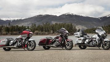 Harley-Davidson CVO-modeller 2019