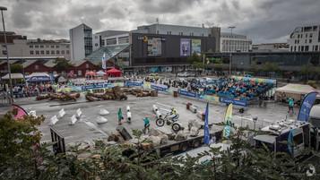 Tidenes Motorsport-event På Ruten i Sandnes!