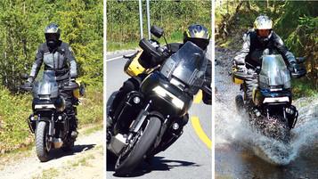 Vi har testet Harley-Davidson Pan America