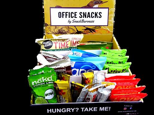 Office Snackbox - Klein Für ein Kleines Team 1-10 Mitarbeiter