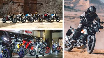 MC-salget første halvår: BMW foran Yamaha, Honda og KTM!