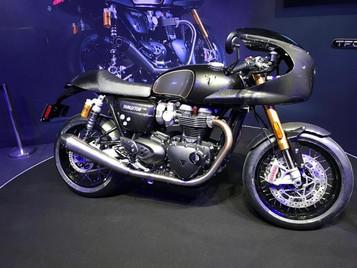 Triumph Factory Custom Thruxton