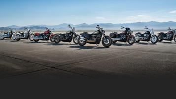 MC-nyheter 2018: Harley-Davidson