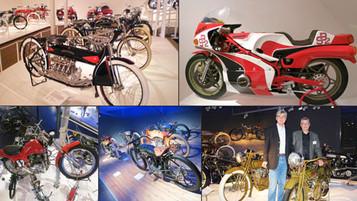 Glimt fra MC Collection – Motorsykler gjennom 100 år – vol. I