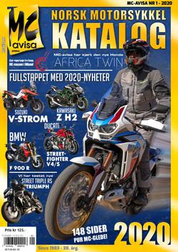 Norsk MC-katalog 2020