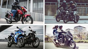 Lett MC og scooter januar–april: Yamaha og Peugeot i solid ledelse