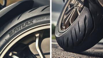 Battlax Sport Touring T32 og T32GT – nye kvalitetsdekk fra Bridgestone