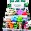 Thumbnail: SnackStation mit 70 Snacks Für über 10 Mitarbeiter