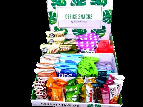 SnackStation mit 70 Snacks Für über 10 Mitarbeiter