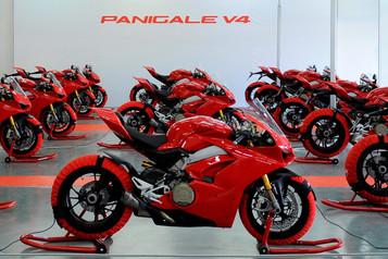 Hver fjerde superbike ...
