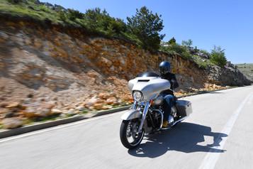 Harley-Davidson truer med å flytte produksjon