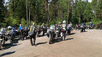 Bli med Alf Graarud Motor på grustur til Sverige