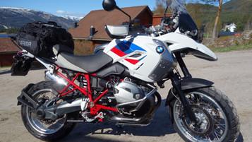 Brukttest: BMW R 1200 GS