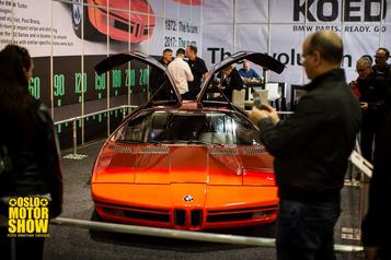 Rekordbesøk på Oslo Motor Show