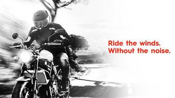 Stor interesse for norsk teknologi som skal berike kjøreopplevelsen til millioner av motorsyklister