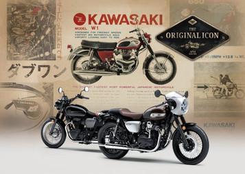 Flere retro fra Kawasaki?