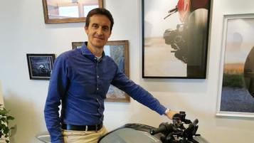 Ny markedssjef i BMW Motorrad Norge