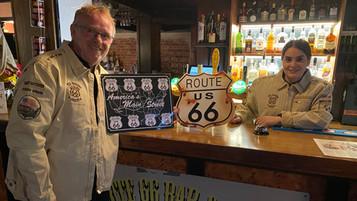 Tidligere fiskeriminister Per Sandberg blir Route 66 guide