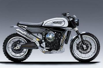 Norton 650 Scrambler i vente?