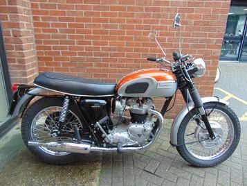 1969 Triumph Bonneville T120R 650