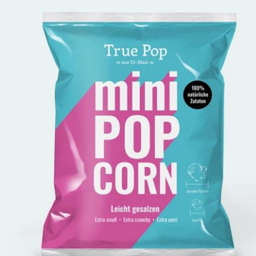 Salziges Popcorn aus Ur-Mais
