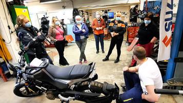 WIMA arrangerte mekkekveld i Tromsø