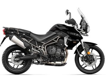 Nye farger på flere Triumph-modeller