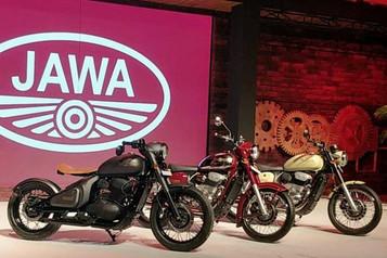 Jawa gjenoppstår med tre nye modeller – og en video