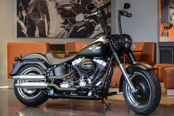 Harley-Davidson Kristiansand gjennomgår endringer