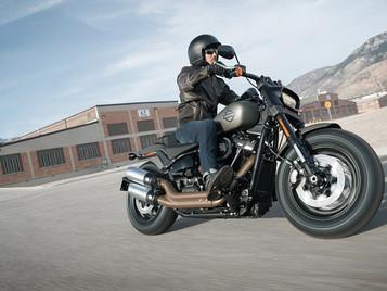 Mye nytt fra Harley-Davidson