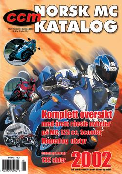 Norsk MC-Katalog 2002